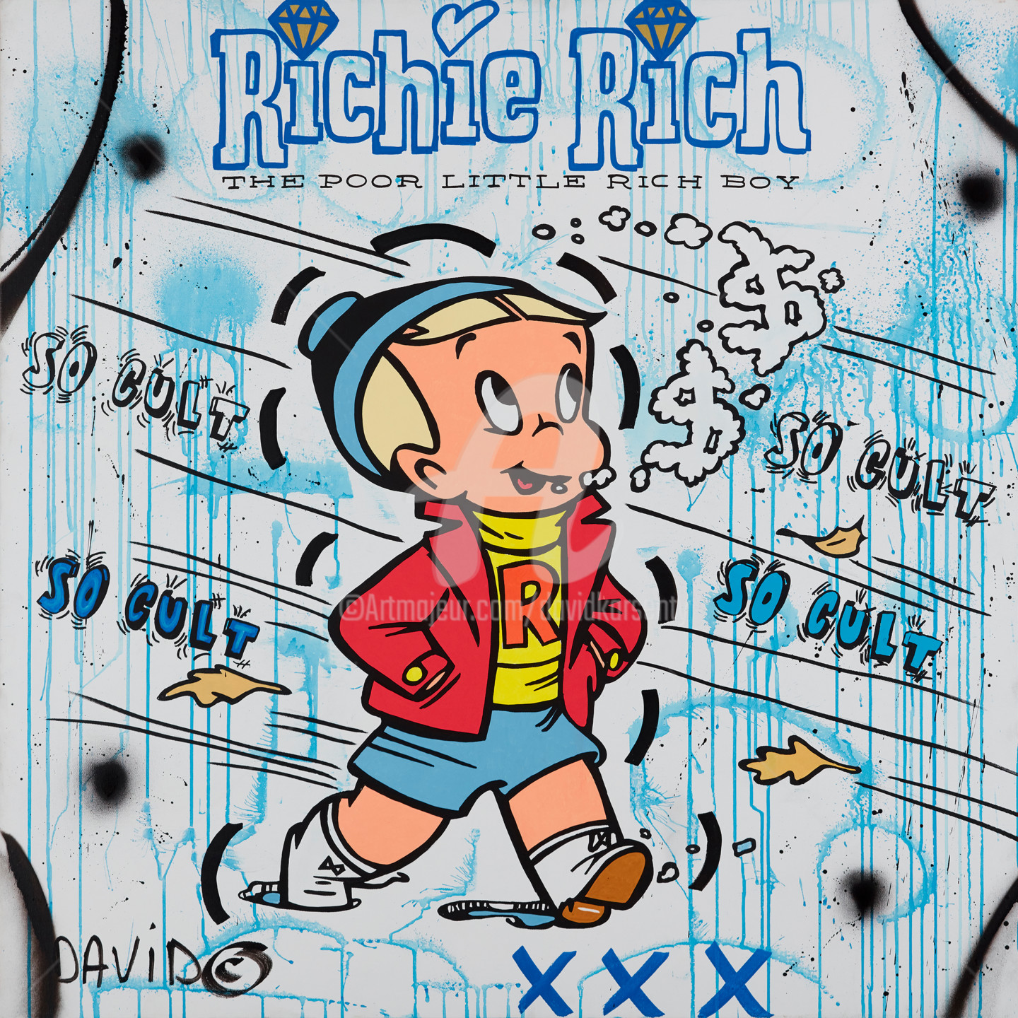 "David Karsenty - ""Richie Rich """
