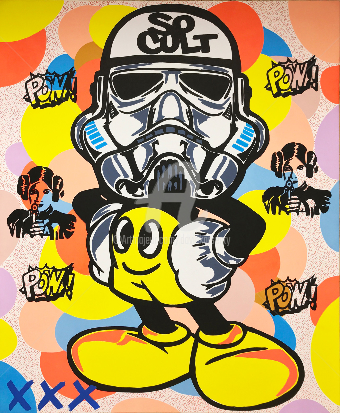 "David Karsenty - "" POP-TROOPER """
