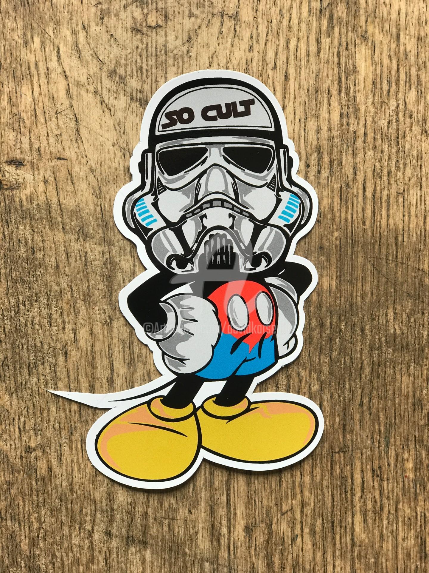 David Karsenty - Sticker Pop -tropper