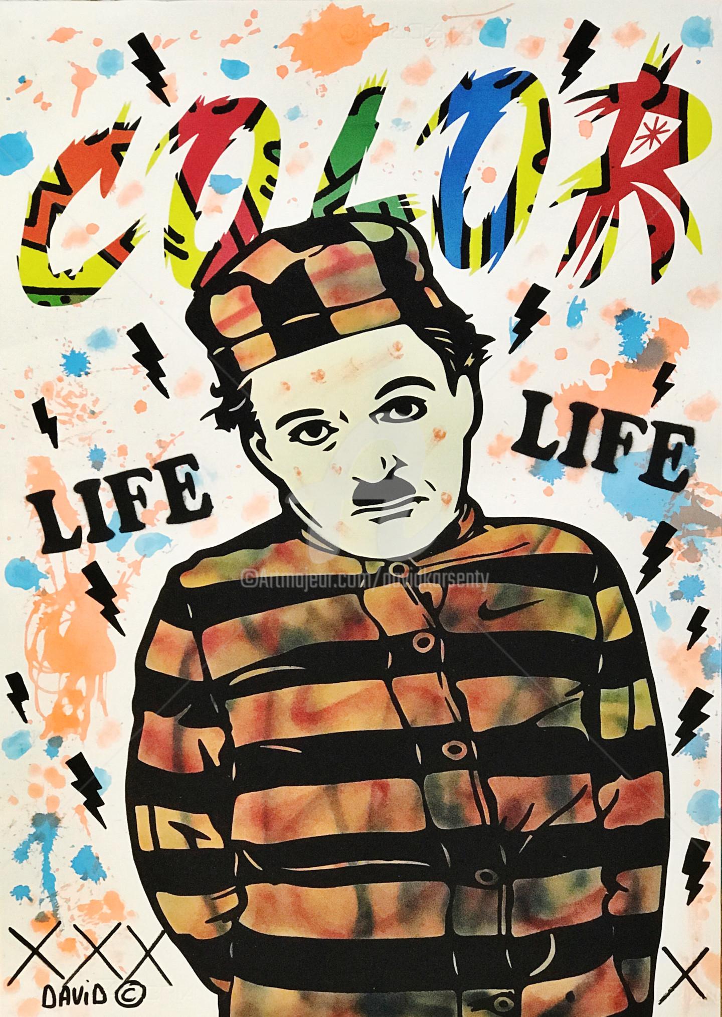 David Karsenty - Charlie Chaplin Life