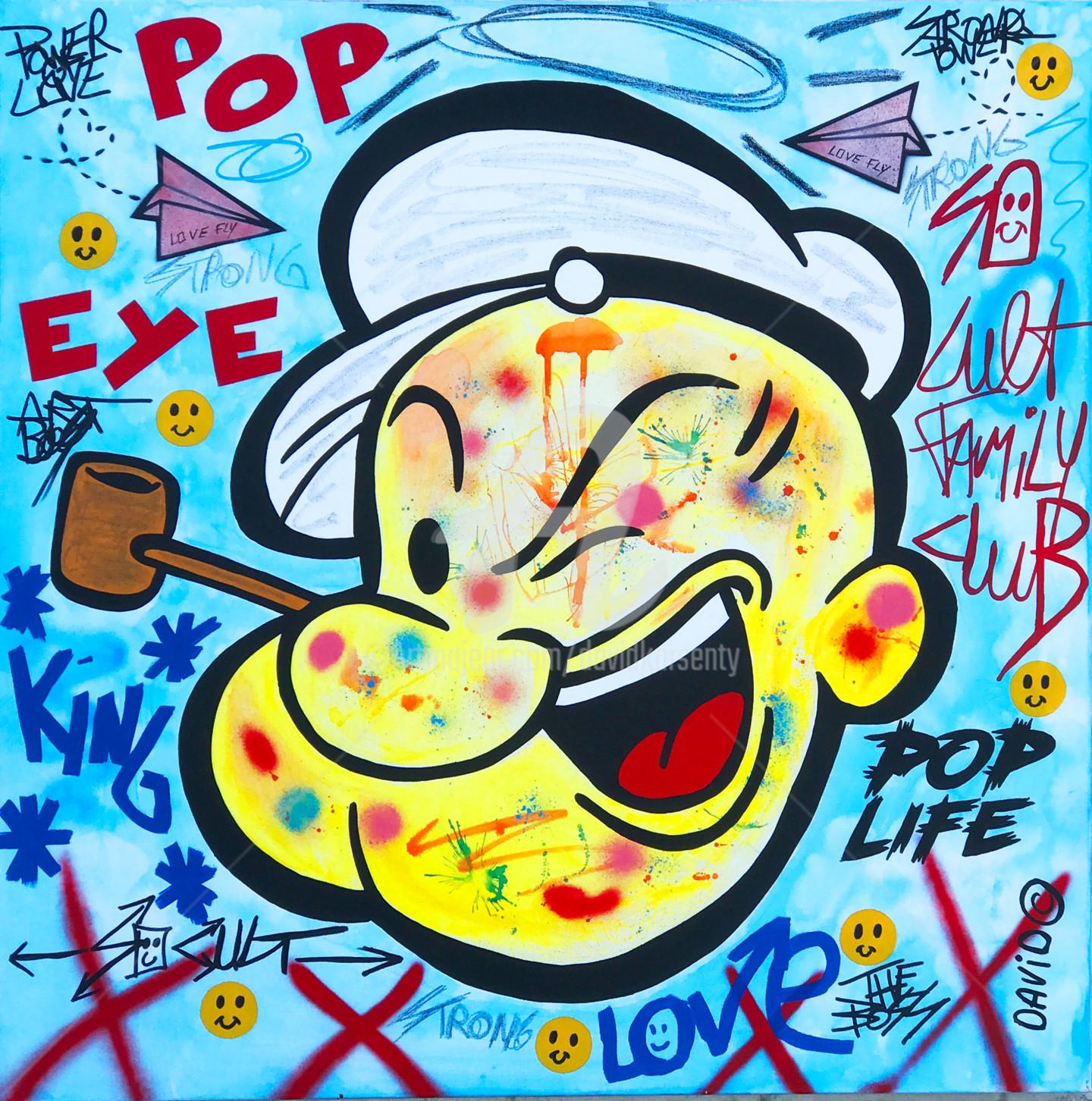 David Karsenty - Pop-Eyes