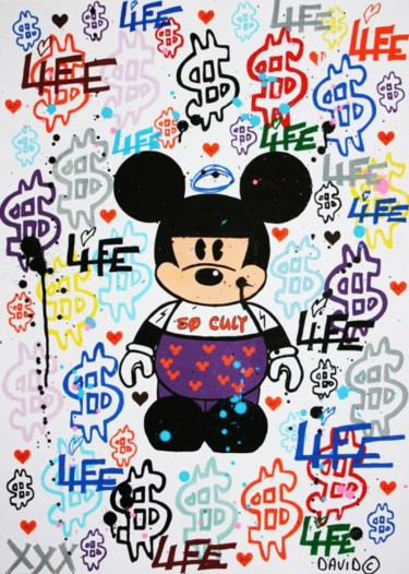 "Mickey "" SO CULT"""