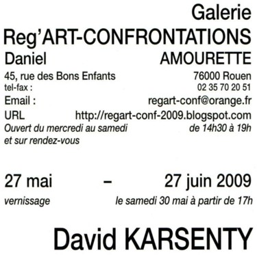 Galerie Daniel Amourette Rouen