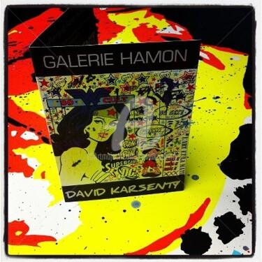 Carton exposition GALERIE HAMON LE HAVRE 2013