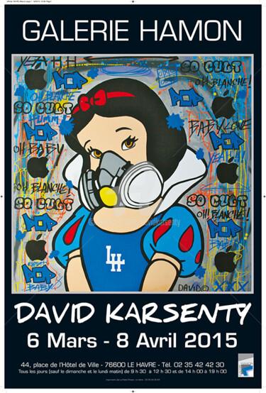 exposition DAVID KARSENTY GALERIE HAMON LE HAVRE 2015