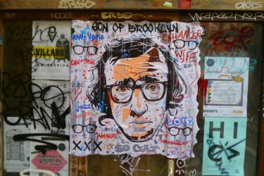 Woody ALLEN à Barcelone