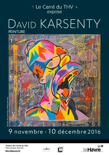 Exposition DAVID KARSENTY THV du Havre
