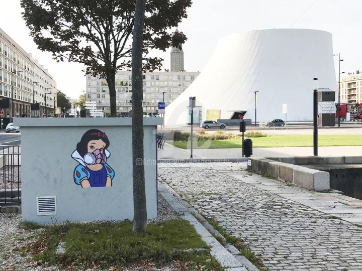 DAVID KARSENTY - Blanche Neige au Havre