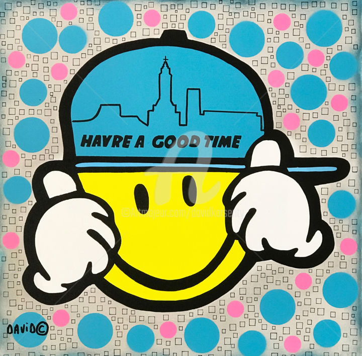 DAVID KARSENTY - Havre a good Time