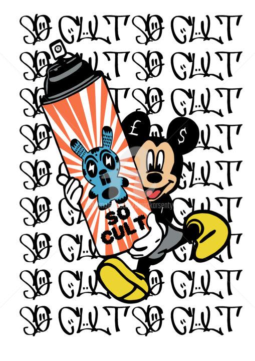 DAVID KARSENTY - Mickey -pop